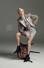 MICHELLE WILLIAMS in Elle Magazine, UK March 2019