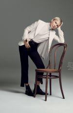 MICHELLE WILLIAMS n Elle Magazine, UK March 2019