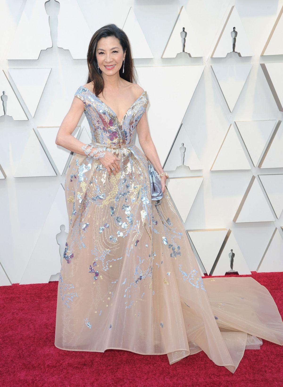 Resultado de imagem para Michelle Yeoh oscar 2019