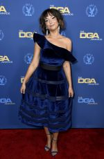 MILANA VAYNTRUB at Directors Guild of America Awards in Los Angeles 02/02/2019