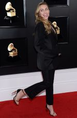 MILEY CYRUS at 61st Annual Grammy Awards in Los Angeles 02/10/2019
