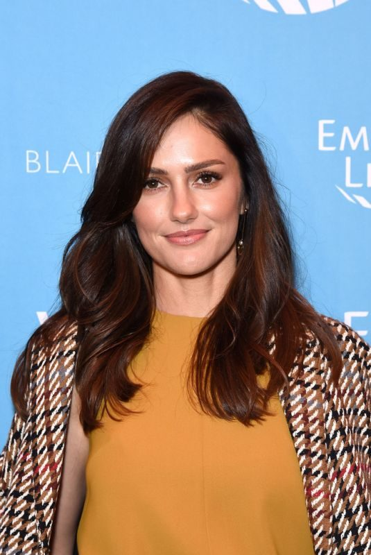 MINKA KELLY at Emily's List Pre-oscars Event in Los Angeles 02/19/2019