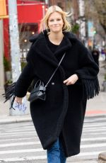 NADINE LEOPOLD Out and About in New York 02/07/2019