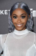 NAFESSA WILLIAMS at Entertainment Weekly Pre-sag Party in Los Angeles 01/26/2019