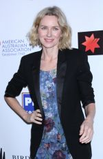 NAOMI WATTS at American Australian Arts Awards Dinner in New York 01/31/2019