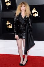 NATASHA LYONNE at 2019 Grammy Awards in Los Angeles 02/10/2019
