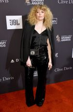 NATASHA LYONNE at Clive Davis Pre-grammy Gala in Los Angeles 02/09/2019