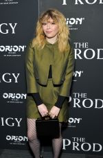 NATASHA LYONNE at The Prodigy Special Screening in New York 02/05/2019