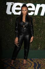 NIA SIOUX at Teen Vogue Young Hollywood Party in Los Angeles 02/15/2019