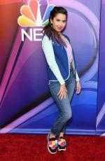 NICHOLE BLOOM at NBC LA Midseason Press Day in Los Angeles 02/20/2019