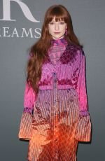 NICOLA ROBERTS at Christian Dior Designer of Dreams Preview in London 01/30/2019