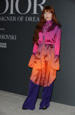 NICOLA ROBERTS at Christian Dior Designer of Dreams Preview in London 01/30/2019