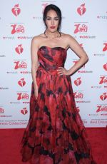 NIKKI and BRIE BELLA at Heart Truth Go Red for Women Red Dress Collection Runway in New York 02/07/2019