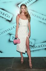 NINA AGDAL at Tiffany & co. Modern Love Photoghaphy Exhibition in New York 02/09/2019