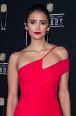 NINA DOBREV at NFL Honors in Atlanta 02/02/2019