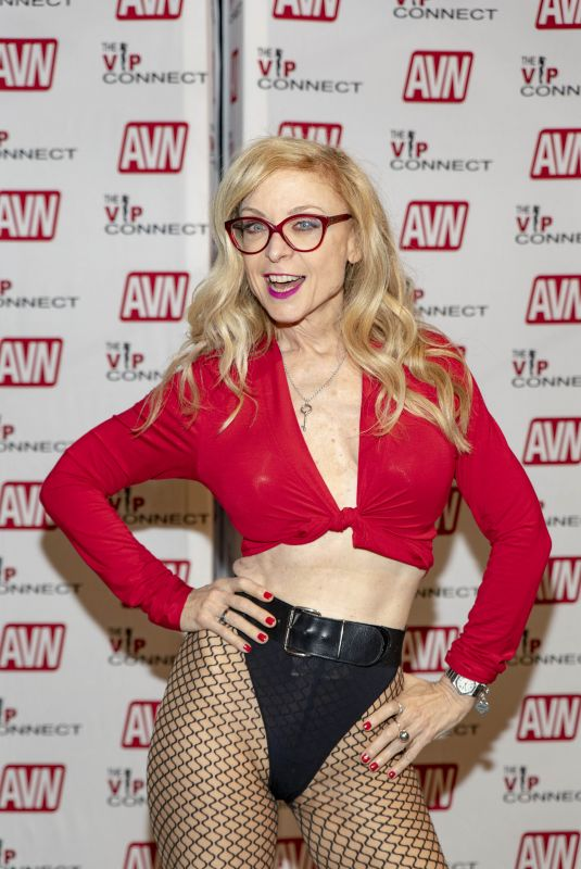 NINA HARTLEY at 2019 AVN Expo in Las Vegas 01/24/2019