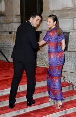 OLGA KURYLENKO at Bafta Awards 2019 in London 02/10/2019