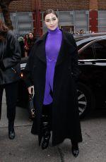 OLIVIA CULPO at Alice + Olivia Fashion Show at NYFW in New York 02/11/2019