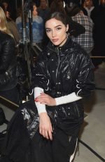OLIVIA CULPO at Proenza Schouler Show at New York Fashion Week 02/11/2019