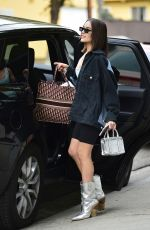 OLIVIA CULPO Out and About in Beverly Hills 02/01/2019