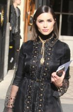 OLIVIA CULPO Out and About in Paris 02/26/2019