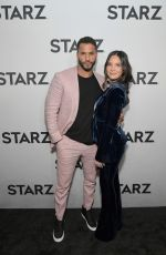OLIVIA MUNN at Starz 2019 Winter TCA All-star Party in Los Angeles 02/12/2019
