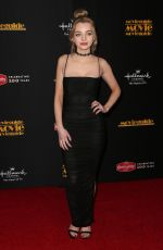OLIVIA ROSE KEEGAN at Movieguide Awards 2019 in Los Angeles 02/08/2019