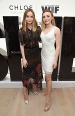 PEYTON ROI LIST at Chloe Wine Collection Launches in Beverly Hills 02/22/2019