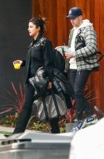 PRIYANKA CHOPRA and Nick Jonas Out in Los Angeles 02/01/2019
