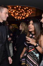 PRIYANKA CHOPRA, ELIZABETH CHAMBER, Armie Hammer and Nick Jonas at Learning Lab Ventures 2019 Gala 01/31/2019