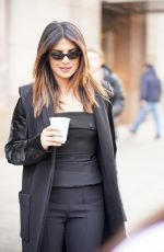 PRIYANKA CHOPRA Out and About in New York 02/06/2019