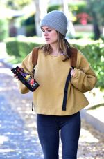 RACHEL BILSON Out and About in Los Angeles 01/28/2019