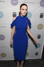RACHEL BROSNAHAN at 2019 Artios Awards in Beverly Hills 01/31/2019