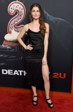 RACHEL MATTHEWS at Happy Death Day 2U Special Screening in Hollywood 02/11/2019
