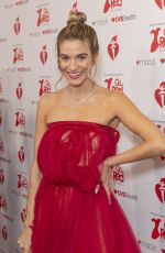 RACHEL MCCORD at Heart Truth Go Red for Women Red Dress Collection Runway in New York 02/07/2019