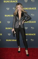 RACHEL MCCORD at Run the Race Premiere in Hollywood 02/11/2019