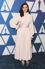 RACHEL WEISZ at 91st Oscars Nominees Luncheon in Beverly Hills 04/02/2019