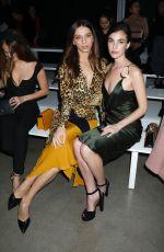 RAINEY QUALLEY at Cushnie Fashion Show in New York 02/08/2019