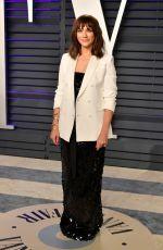 RASHIDA JONES at Vanity Fair Oscar Party in Beverly Hills 02/24/2019