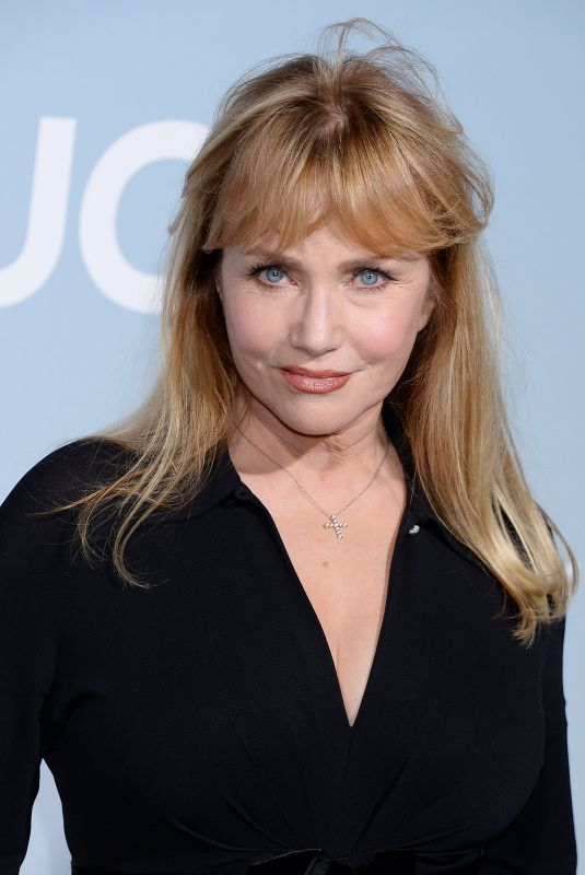 REBECCA DE MORNAY at Hollywood for Science Gala in Los Angeles 02/21/2019