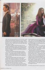 REBECCA FERGUSON in S Magazine Gebruary 2019