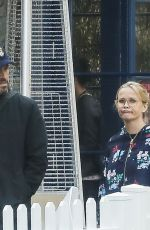 REESE WITHERSPOON Out for Lunch at Hank
