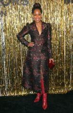 REGINA KING at Michael Kors Fashion Show in New York 02/13/2019