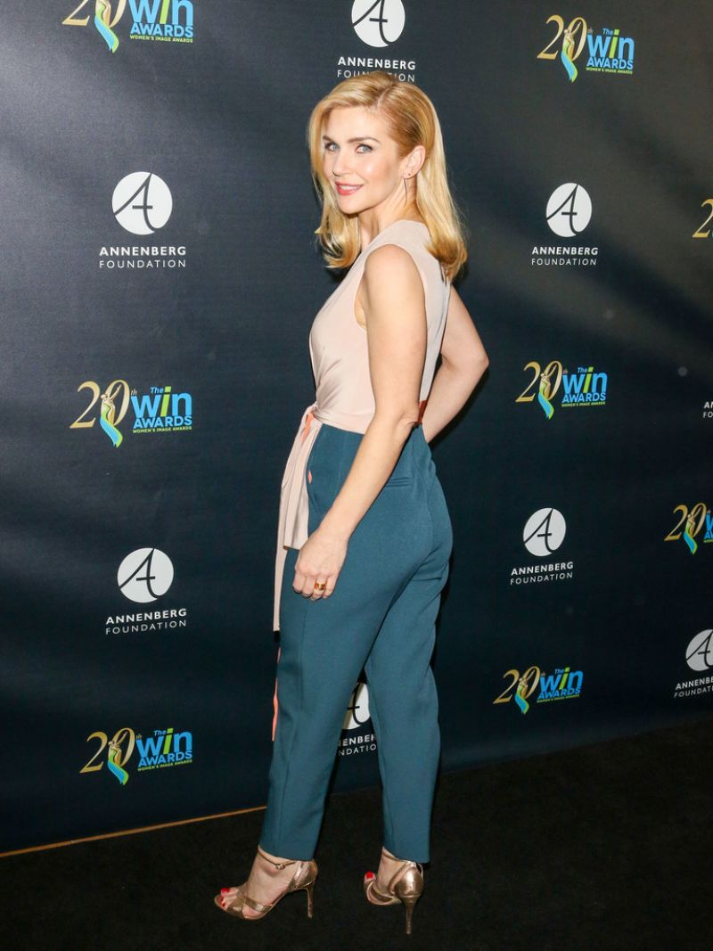 RHEA SEEHORN at Womens Image Awards in Beverly Hills 02