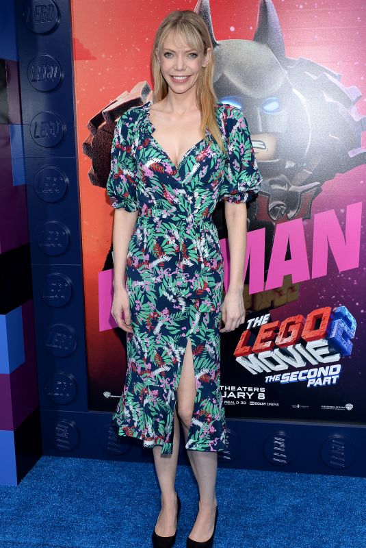 RIKI LINDHORNE at The Lego Movie 2: The Second Part Premiere in Westwood 02/02/2019