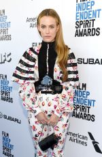 RILEY KEOUGH at Film Independent Spirit Awards in Santa Monica 02/23/2019