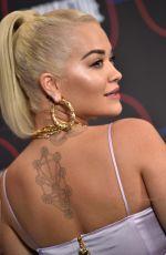 RITA ORA at Warner Music's Pre-Grammys Party in Los Angeles 02/07/2019