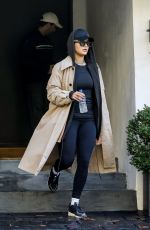 RITA ORA Leaves a Gym in New York 02/04/2019