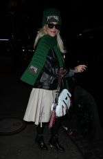 RITA ORA Night Out in New York 02/11/2019