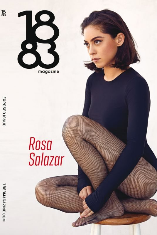 ROSA SALAZAR for 1883 Magazine, Exposed Issue 2019